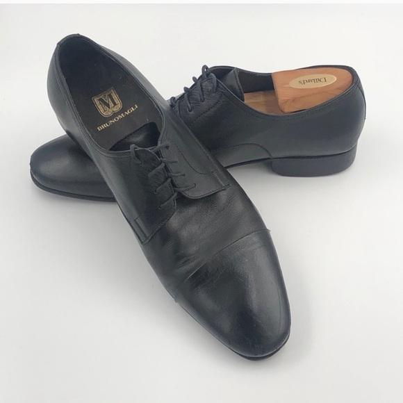 Bruno Magli Men's Maioco Cap Toe Oxford Shoes